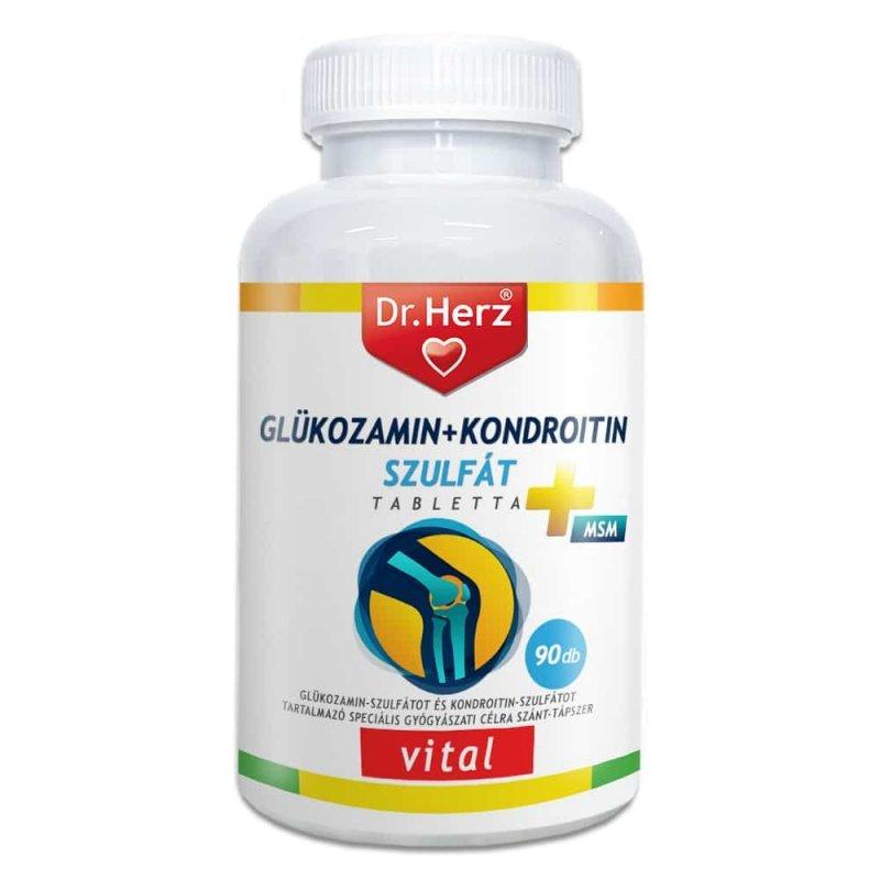 kondroitin és glükózamin tulajdonságok)