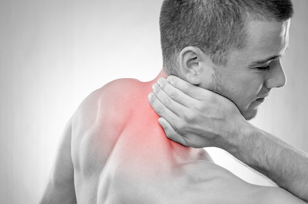 fájdalom nyakízületek