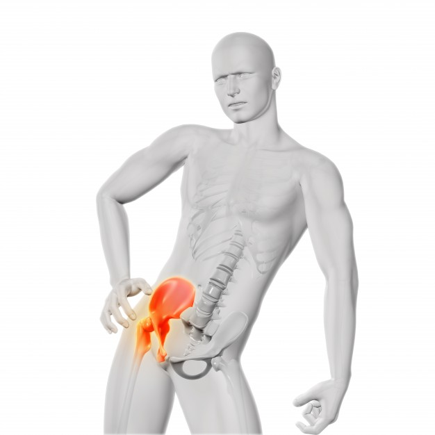 fájdalom a csípőízület közelében vállízületi diagnózis és kezelés