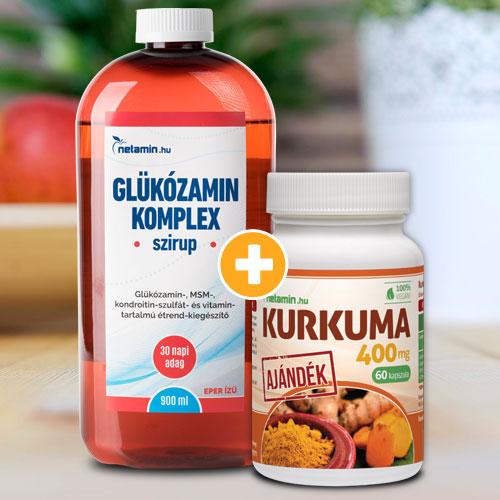 glükózamin-kondroitin komplex kapszulák)