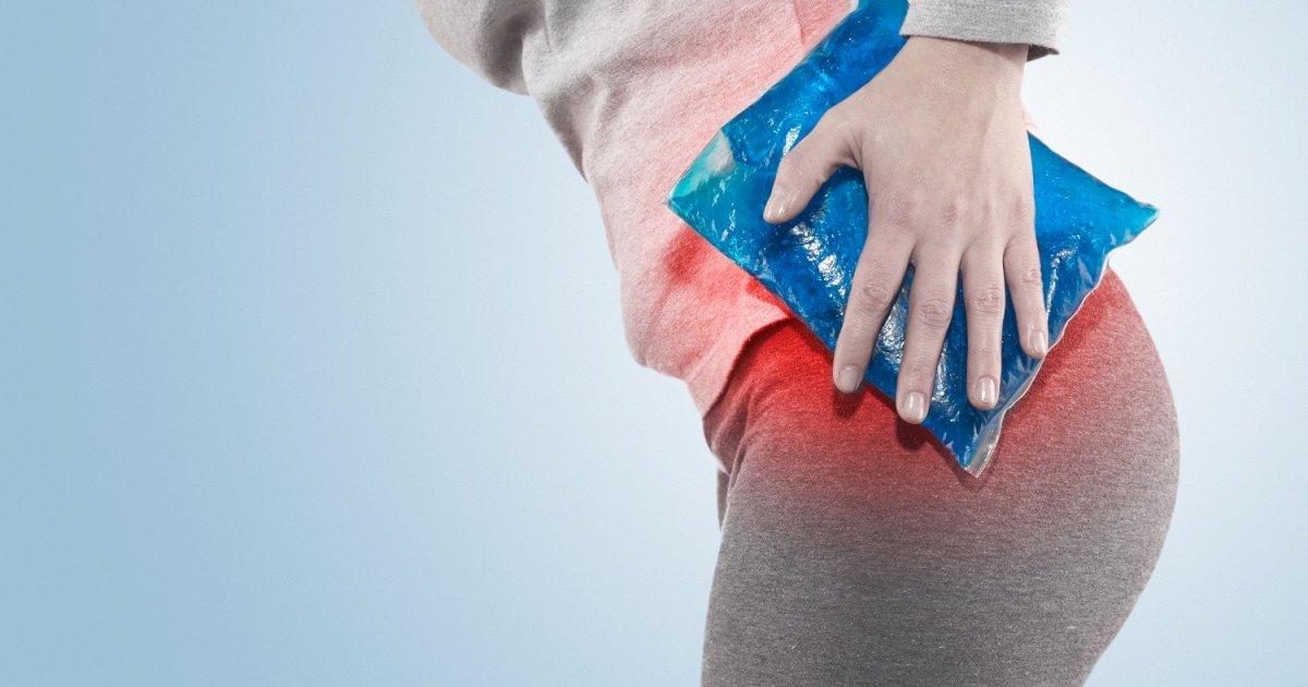 ha a csípő és az alsó rész fáj