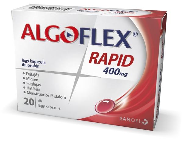 az ibuprofen segít az ízületi fájdalmak kezelésében)