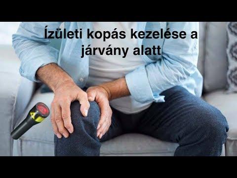 izületi kopás kezelése)