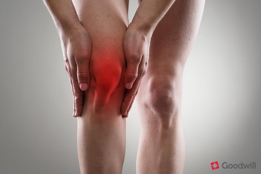 milyen fájdalom a térd artritiszével