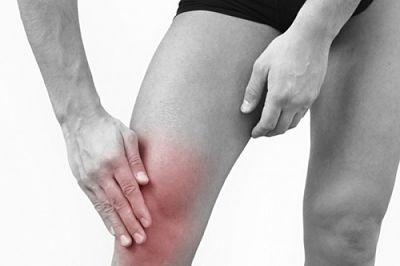 térdödéma és fájdalom mozgáskorlátozás