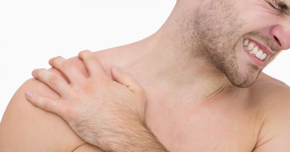 ízületi fájdalom a bal vállon)