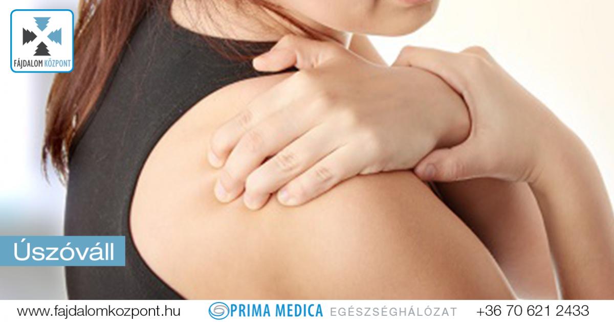 ízületi gyulladás vállízület kezelési áttekintése)
