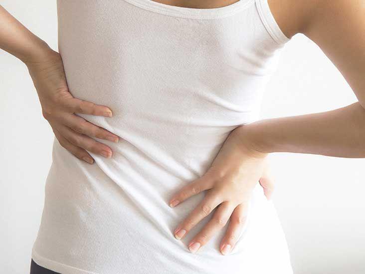a sacroiliac ízületi fájdalma)