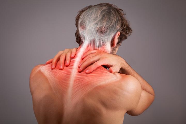 a nyakízület fáj, mit kell tenni