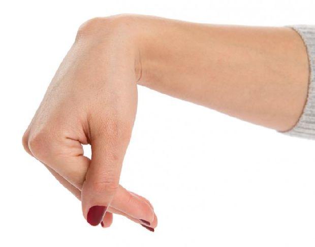 ujjízület duzzanat a könyökízületek betegségének pszichológiája