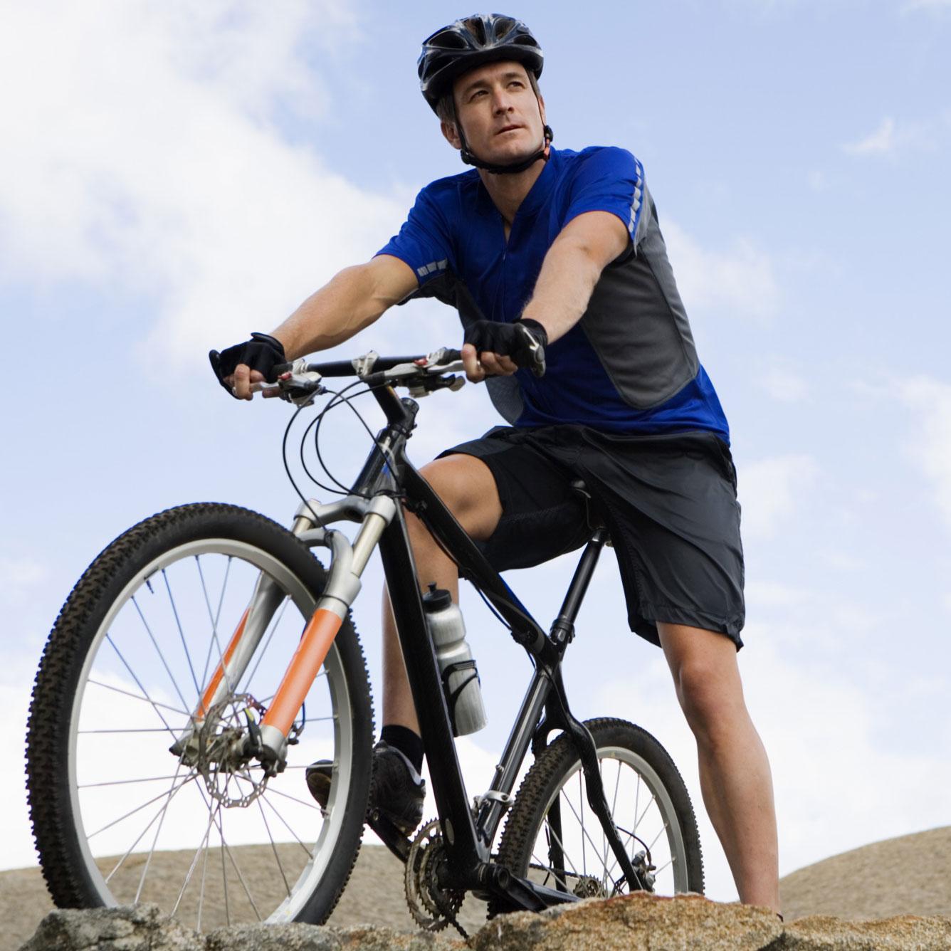kerékpár a bokaízület artrózisával)