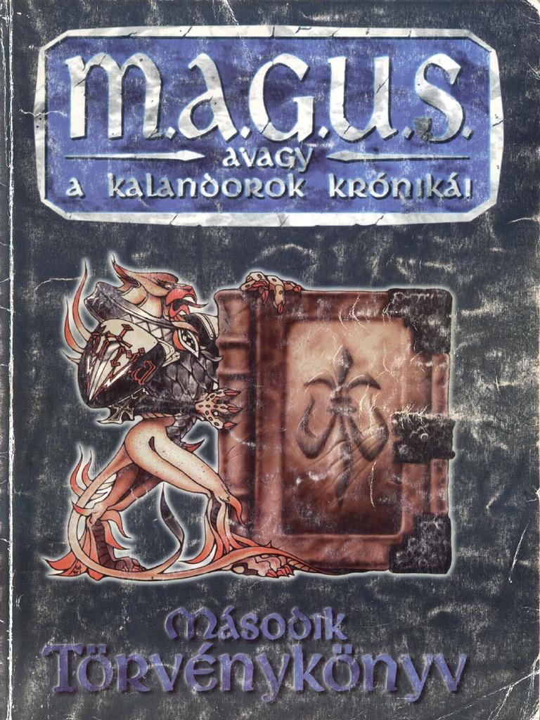 mágus 30, hogyan kell kezelni a térdízületet)