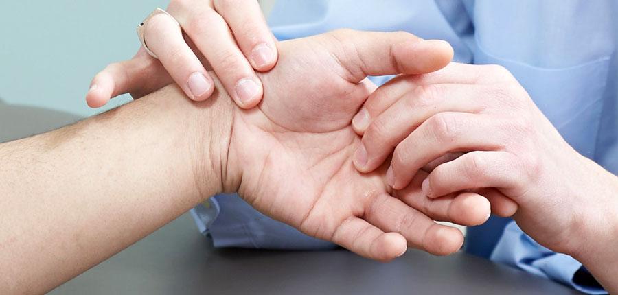 a mutatóujj fáj, ha meghajlik ízületi gyulladás fájdalomcsillapítói