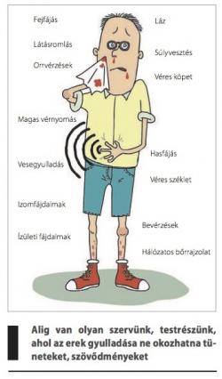 citomegalovírus és ízületi fájdalom