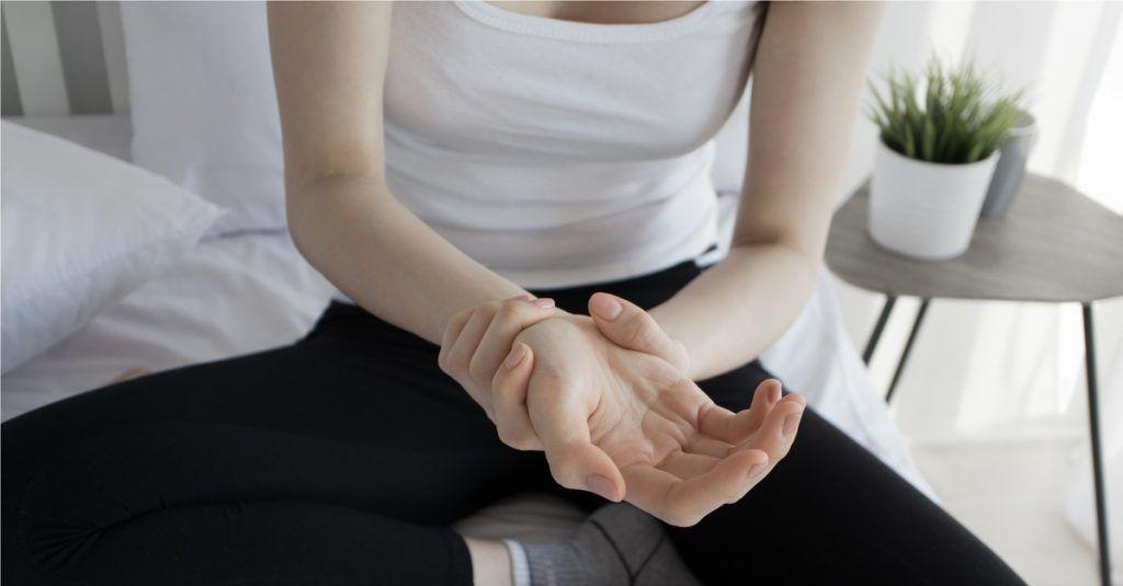 a kéz ízületeinek gyulladása a kézkezelésben