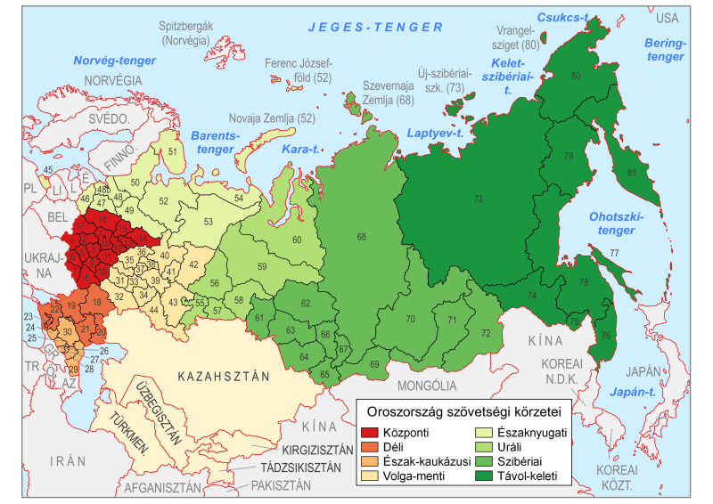 közös kezelés az észak-kaukázusban