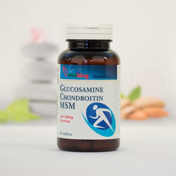 glükózamin-kondroitin 60 kapszula)