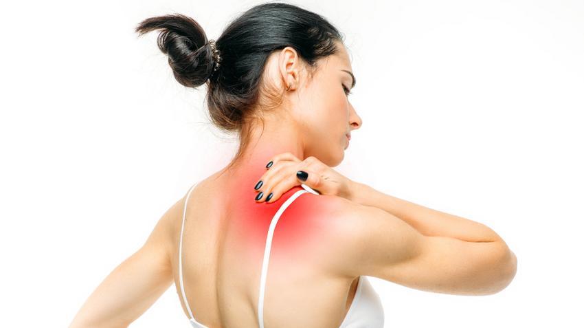 injekció fájdalom vállízületek