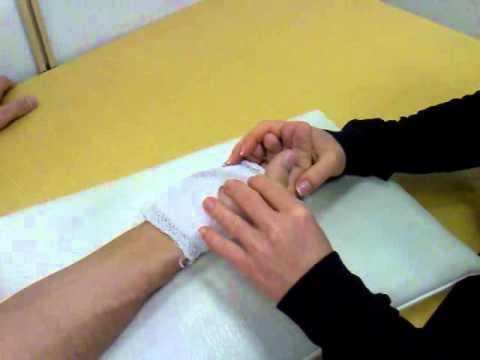 kézkezelések ízületeinek gyulladása