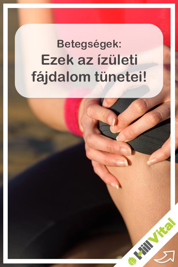 ízületi betegségek a fájdalom este fokozódik)